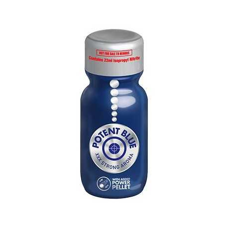 Poppers Potent Blue 24 ML