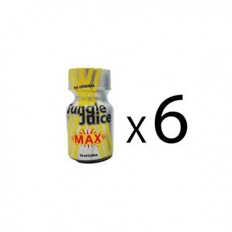 Poppers Jungle Juice Max 9 ML par 6