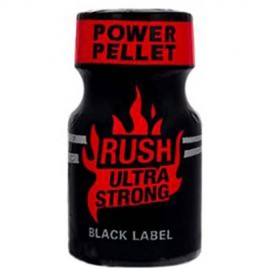 Poppers Rush Ultra Strong black label 9 ML