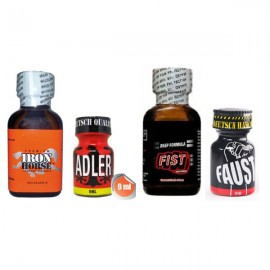 Pack Poppers Scandal
